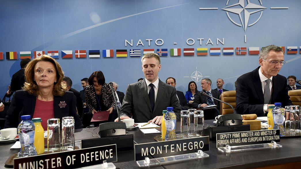 Montenegro recibe la invitación oficial para entrar en la OTAN