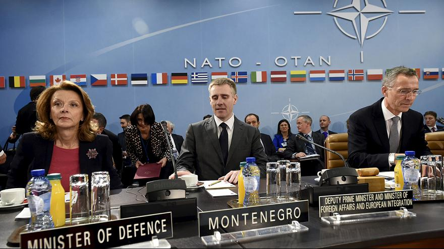 NATO offers membership to Montenegro