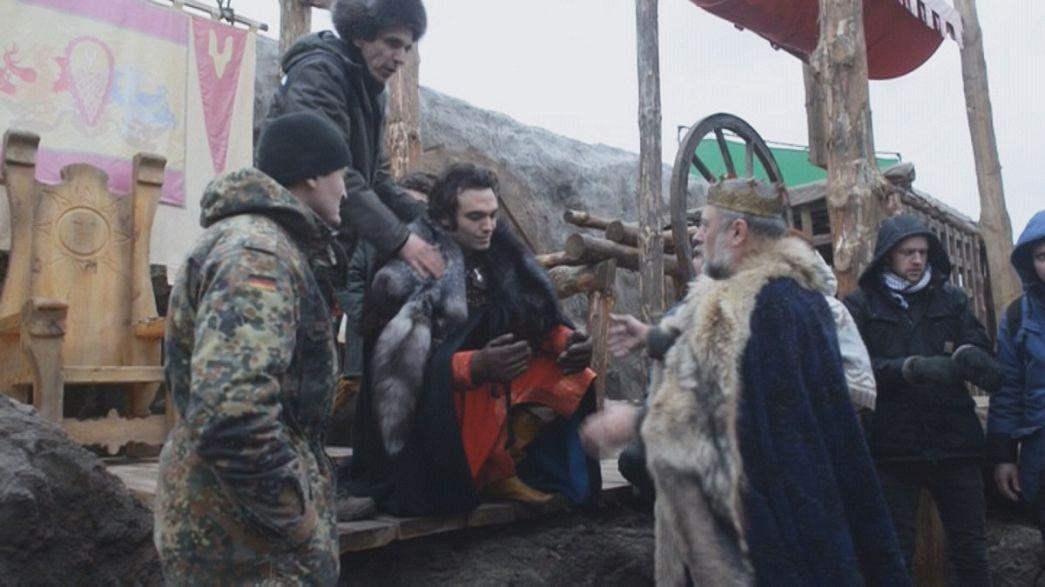 "Il fantasy ""Polina"" si gira a Kiev"