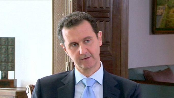 """الأسد يشيد بالتدخل الروسي في بلاده ويؤكد أن أردوغان """"فقد أعصابه"""""""