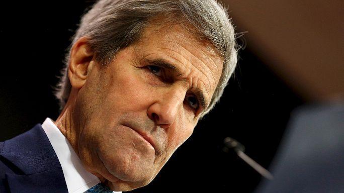 Bakan Kerry: Türkiye Suriye sınırının kapatılmasında kararlı