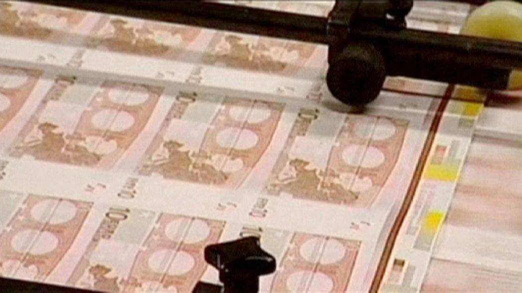 Zona euro: Inflação em novembro fica abaixo do esperado