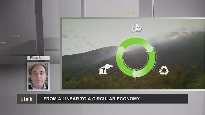 A lineáris gazdaságtól a körkörös felé