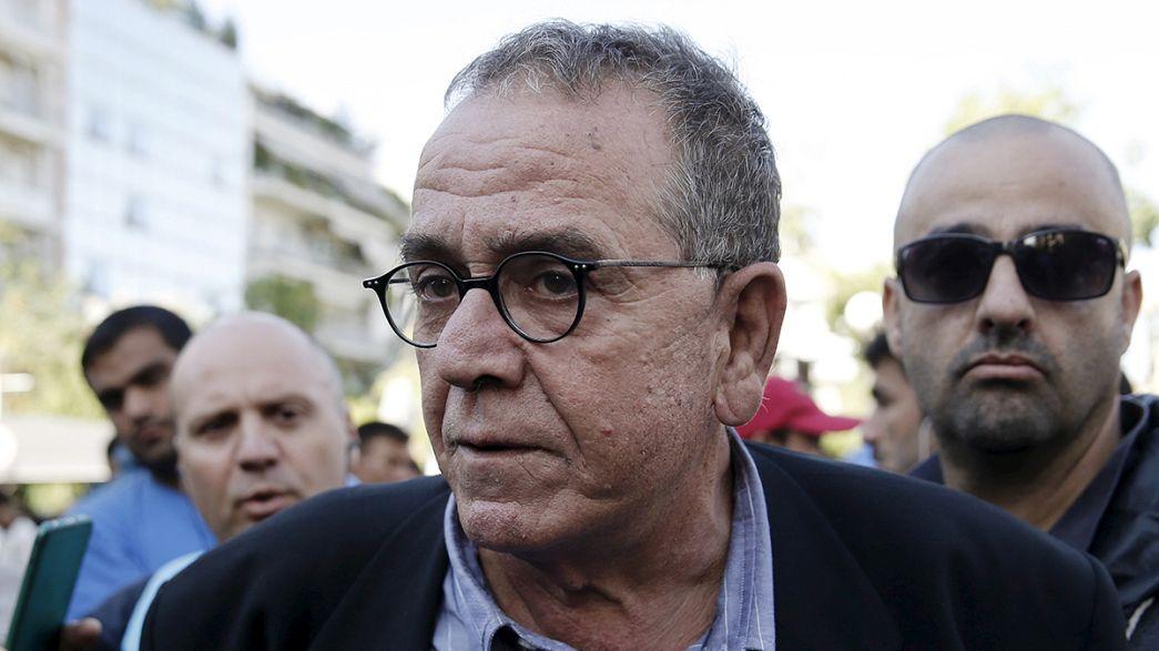 Migrações: Grécia formaliza pedido de apoio da UE