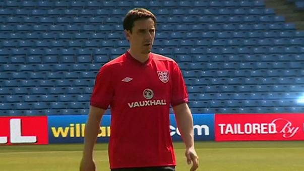 Former Man Utd star Gary Neville appointed Valencia coach