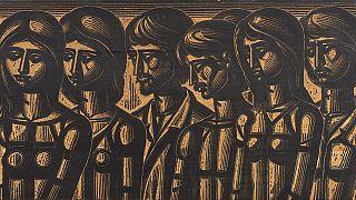 Μουσείο Μπενάκη: Ο Α. Τάσσος και η τέχνη της ξυλογραφίας