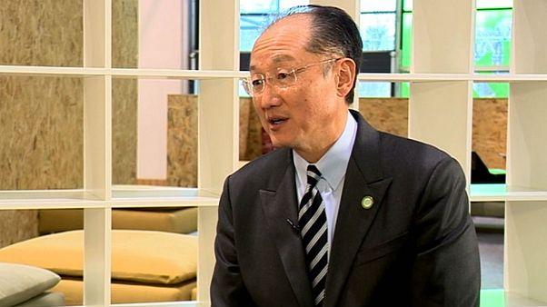 جيم يونغ كيم: المصرف الدولي من اجل اقتصاد بيئي