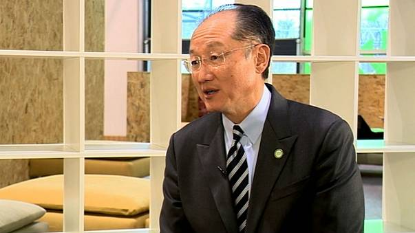 """Weltbankchef: """"Wir müssen Afrika helfen, den nächsten Schritt zu tun"""""""
