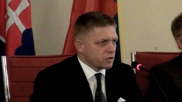 Словакия оспаривает в суде распределение беженцев