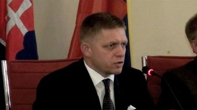 Slovakya AB'nin kota planına karşı dava açtı