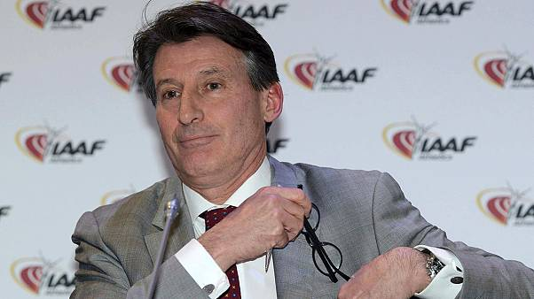Coe on IAAF clean up mission