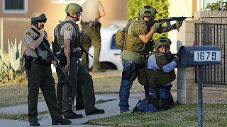 ΗΠΑ: Τουλάχιστον 14 νεκροί σε μακελειό στην Καλιφόρνια - Δύο ύποπτοι νεκροί από αστυνομικά πυρά