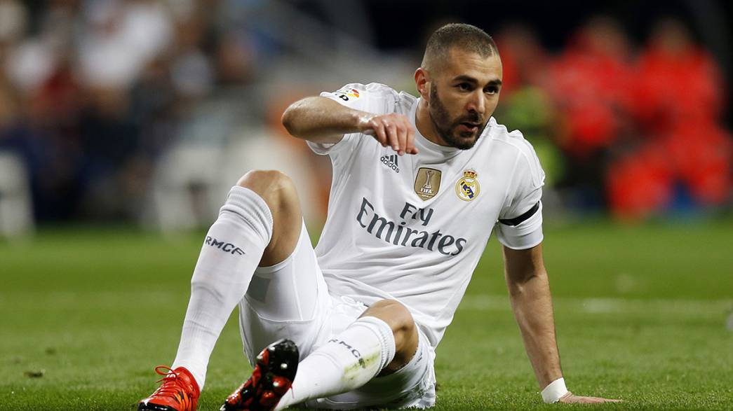 Benzema claims innocence over sex tape blackmail plot