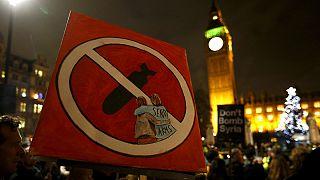 El Parlamento británico autoriza los bombardeos contra el grupo Estado Islámico en Siria