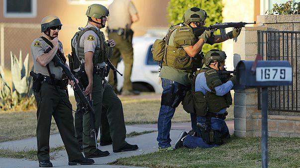Califórnia: Investigação sobre eventual bomba depois de suspeitos de massacre abatidos