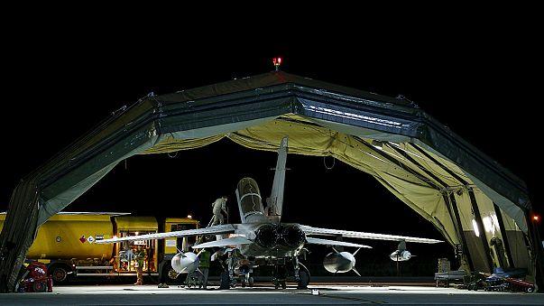 Tornados británicos bombardean Siria 57 minutos después del voto en Westminster