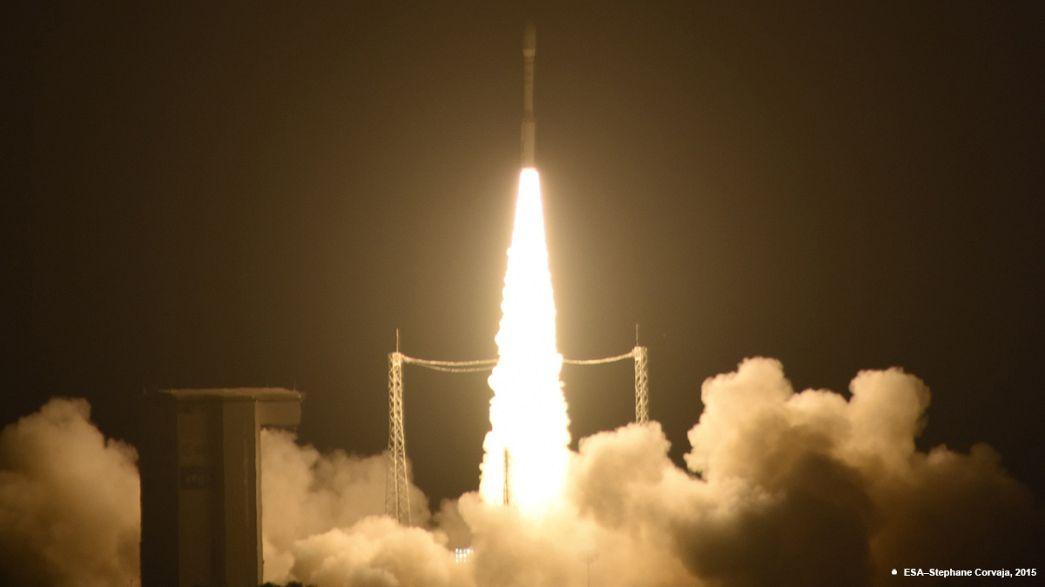 Despega con éxito la misión del satélite europeo LISA Panthfinder
