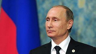 """Avion abattu : Les Turcs """"vont regretter ce qu'ils ont fait"""", déclare Poutine"""