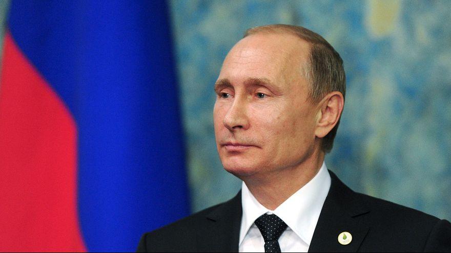 Putin: A Turquia vai arrepender-se por ter abatido o avião militar russo