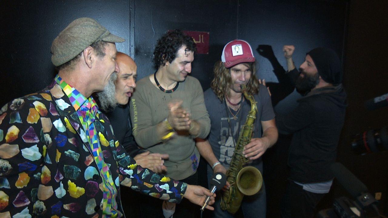 حضور ایلهان ارشاهین، نوازنده ساکسوفون در جشنواره «ویزا برای موسیقی»