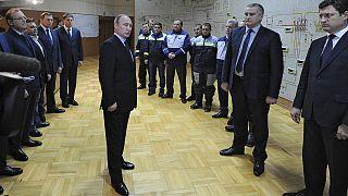 Nach Blackout auf der Krim: Russland am Drücker
