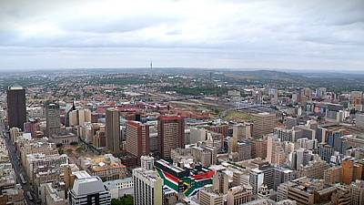 African cities facing climate change