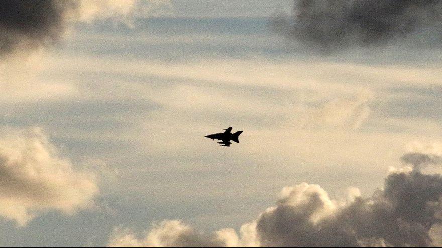نخستین حمله هوایی بریتانیا علیه مواضع داعش در سوریه