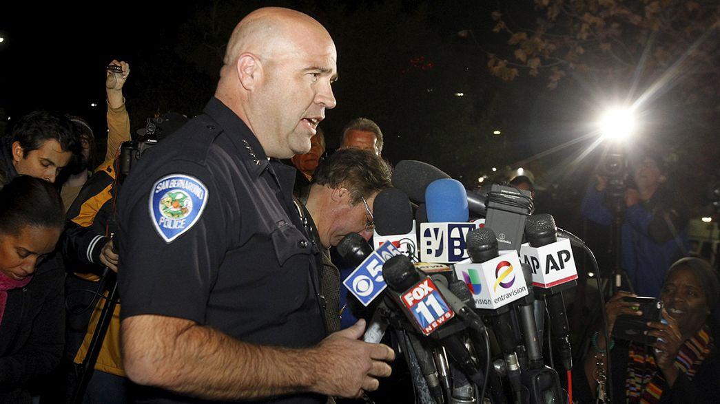 USA, massacro di San Bernardino: c'erano esplosivo, si cerca il movente
