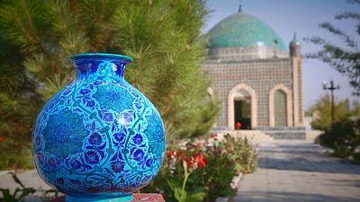 Rischtan - Stadt der Keramik in Usbekistan