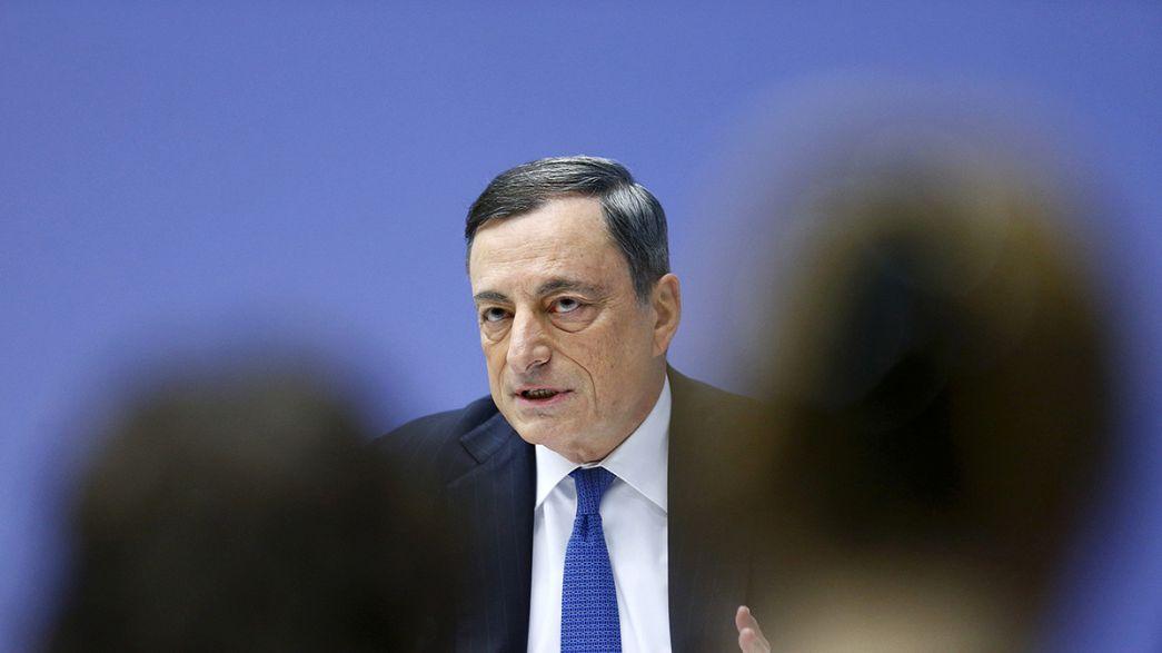 El BCE extenderá su programa de estímulo cuantitativo hasta marzo de 2017