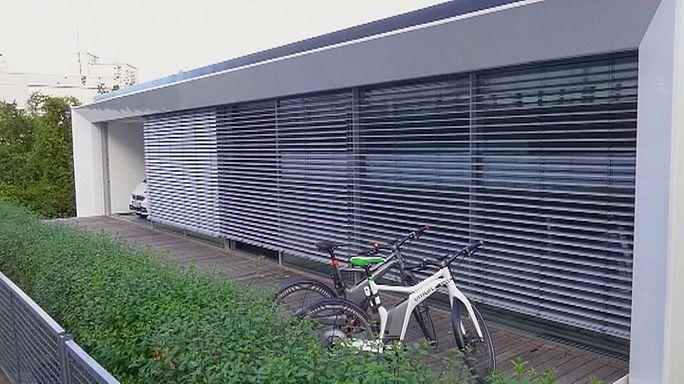 منزل المستقبل في ألمانيا، ينتج ضعف ما يحتاجه من الطاقة