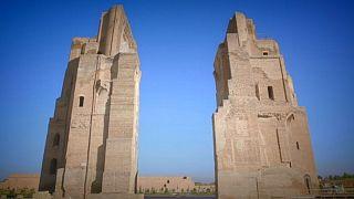 Σακχρισάµπζ: Το μυθικό παλάτι του Ακ Σαράι