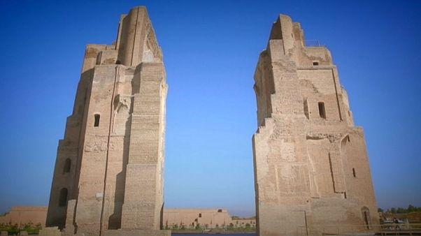 Palacio Ak-Saray, ícono de la arquitectura en Uzbekistán