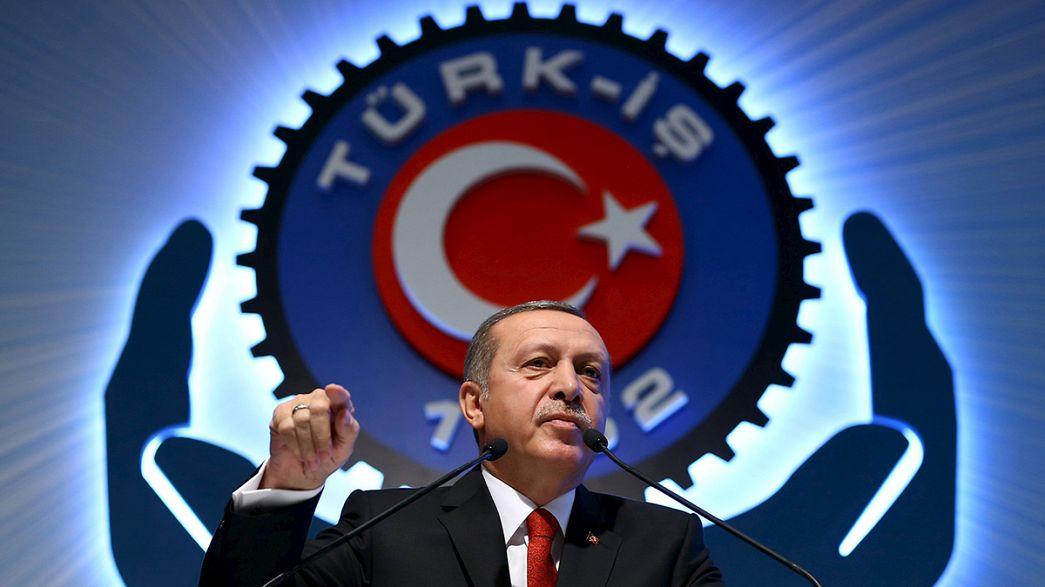 Erdogan responde a las acusaciones de Putin