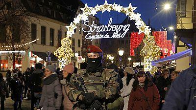 [interview] Sécurité renforcée au marché de Noël de Strasbourg