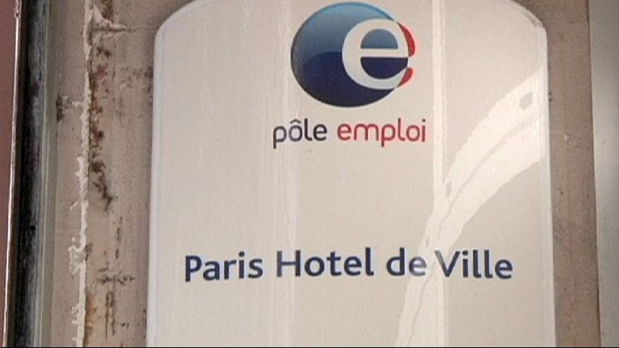 Francia registra su mayor tasa de desempleo desde 1997