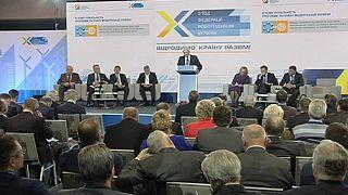Съезд федерации работодателей Украины прошел без Фирташа