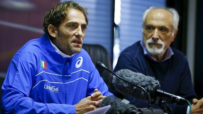 """Atletas de elite italianos podem falhar Jogos Olímpicos por """"fintarem"""" testes de doping"""
