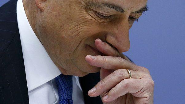 واکنش منفی بازارهای بورس اروپایی به سیاستهای پولی بانک مرکزی اروپا