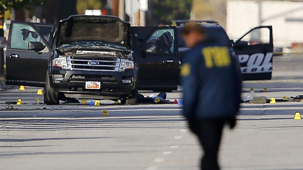Massacro di san Bernardino (Usa) trovato arsenale in casa della coppia assassina