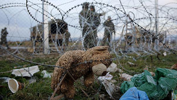 Greece asks for EU help with refugees
