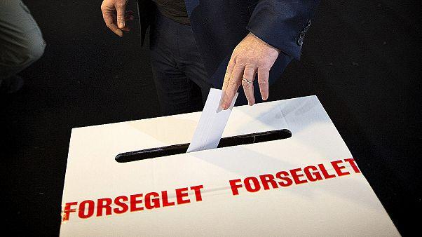 """Dinamarca: vitória do """"Não"""" no referendo sobre a maior cooperação europeia"""