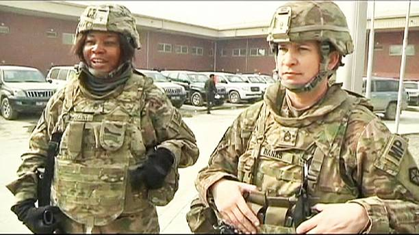 The US military has opened all combat roles to women