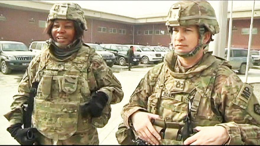 USA öffnen alle Kampftruppen für Frauen
