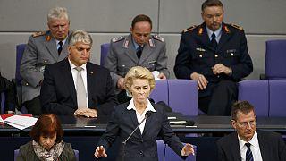 Parlamento alemão vota intervenção na Síria