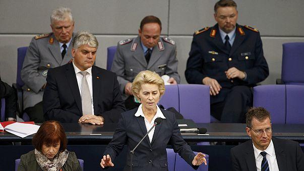 Deutschland: Bundestag entscheidet über Syrien-Einsatz