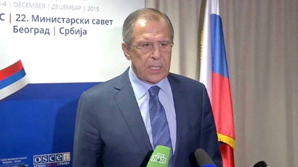 """Turquia apresenta """"condolências"""" à Rússia por morte de piloto"""
