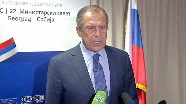 Главы МИДа России и Турции поговорили в Белграде