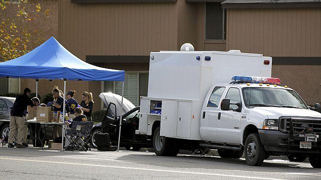 San Bernardino saldırganlarının evinde bomba ve mermiler bulundu