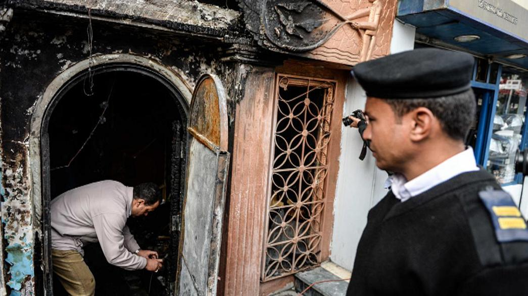 Kahire'de gece kulübüne molotoflu saldırı: En az 16 ölü